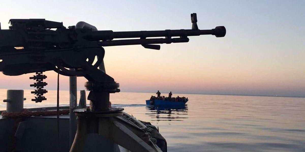 guardia costiera libia spara pescherecci italia feriti