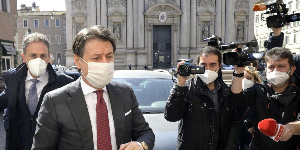 Giuseppe Conte M5S