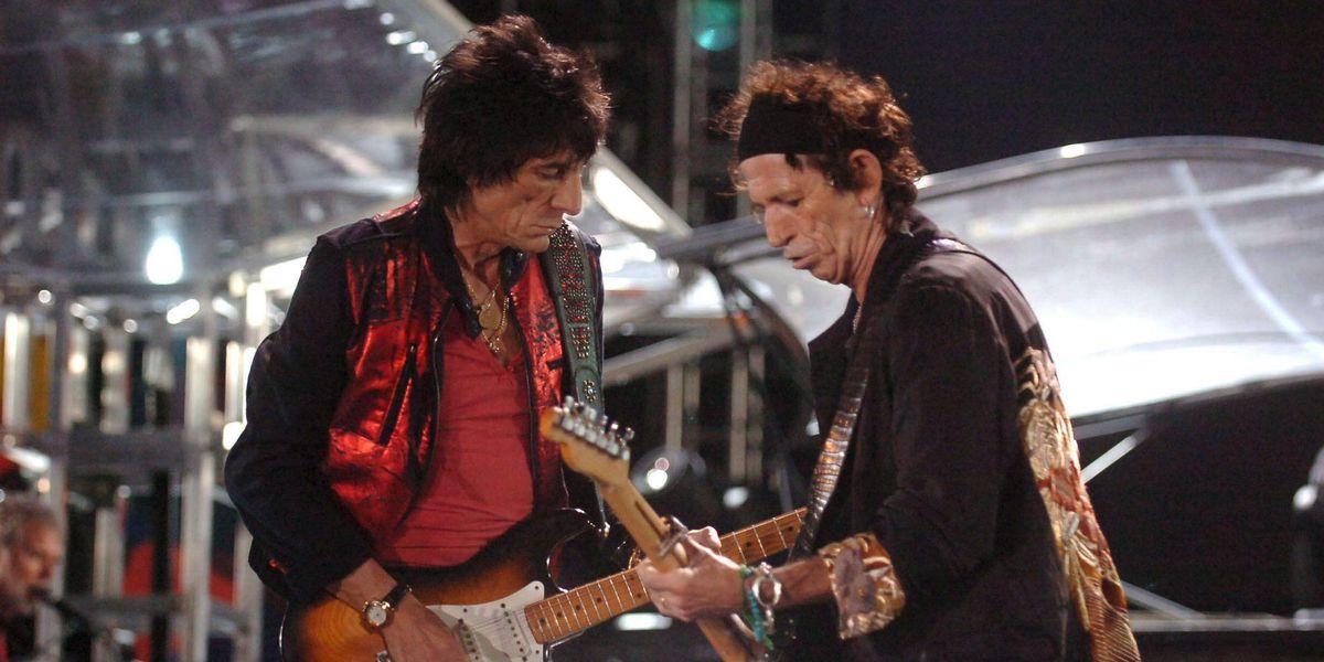 Rolling Stones Copacabana