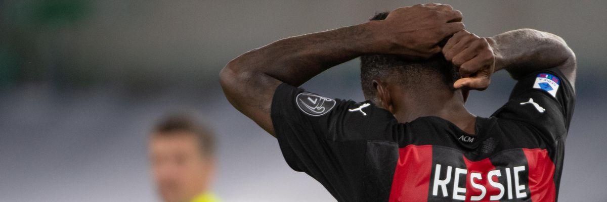 kessie milan serie a champions league classifica sconfitte 2021 crisi