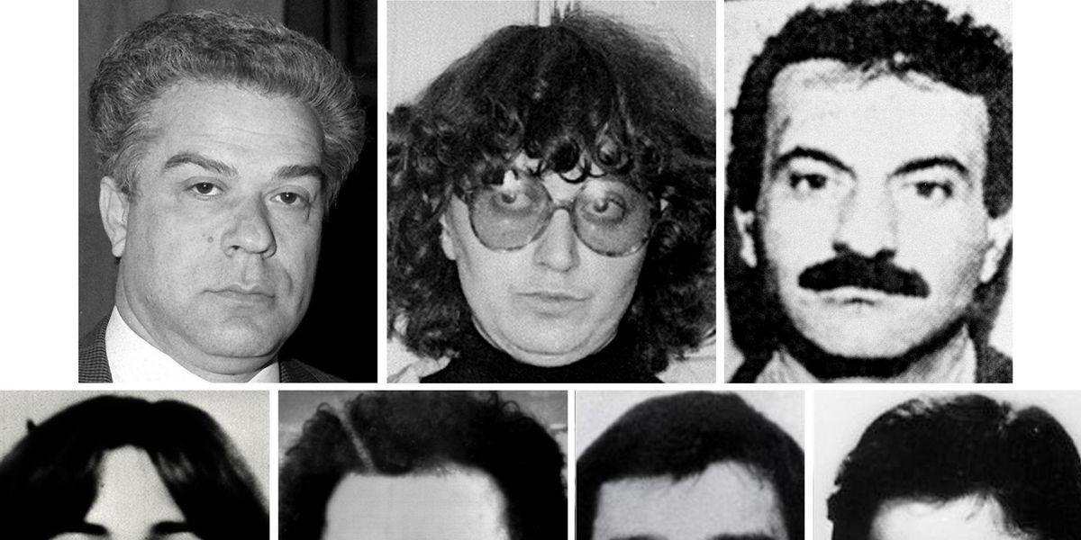 terroristi rossi arresti