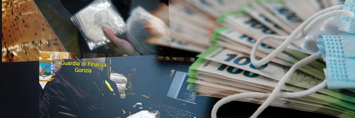 criminalità covid guardia di finanza