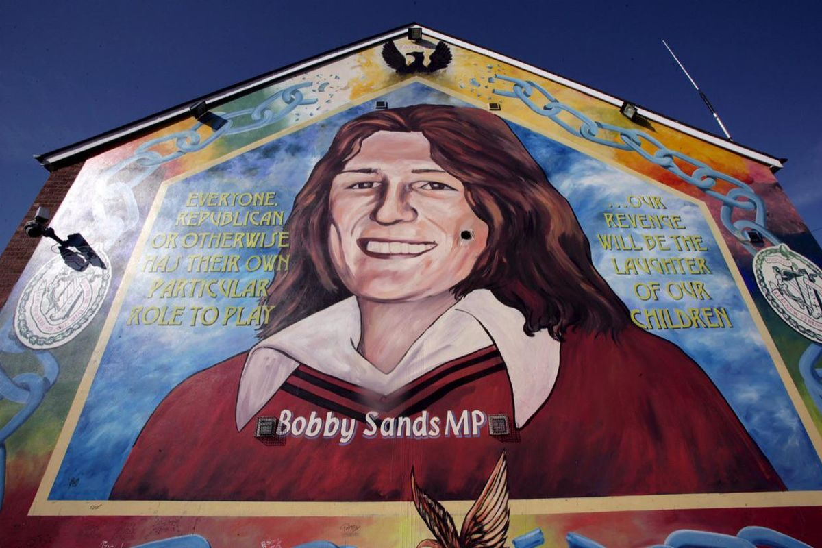 Bobby Sands, senza lotta non c'è vita