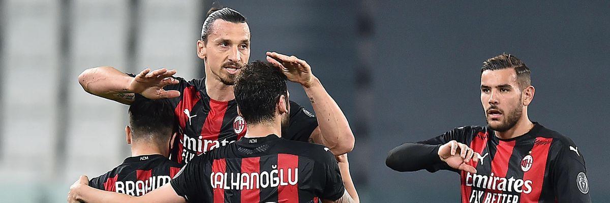 Juventus Milan volata champions league diaz ibrahimovic