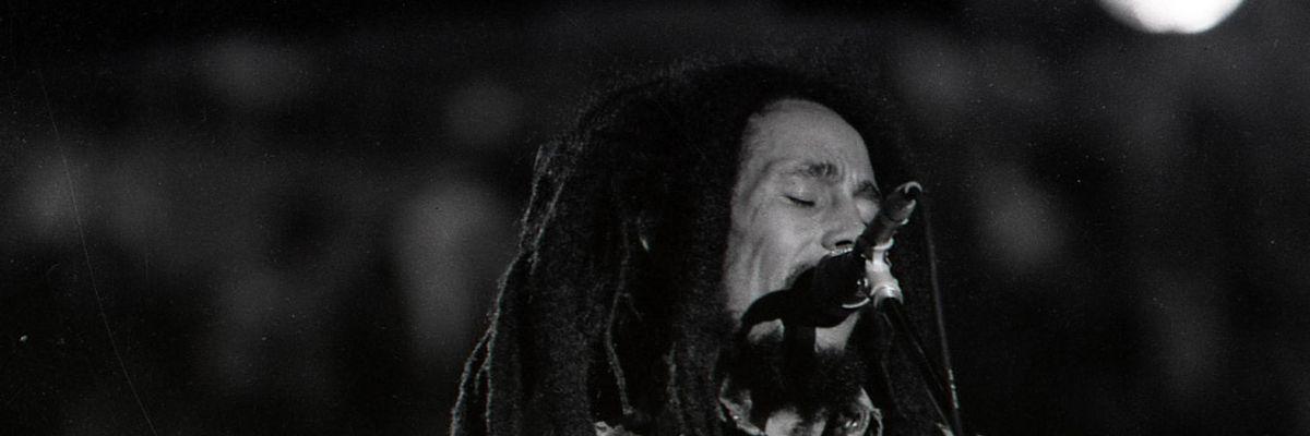 Bob Marley 40 anni senza