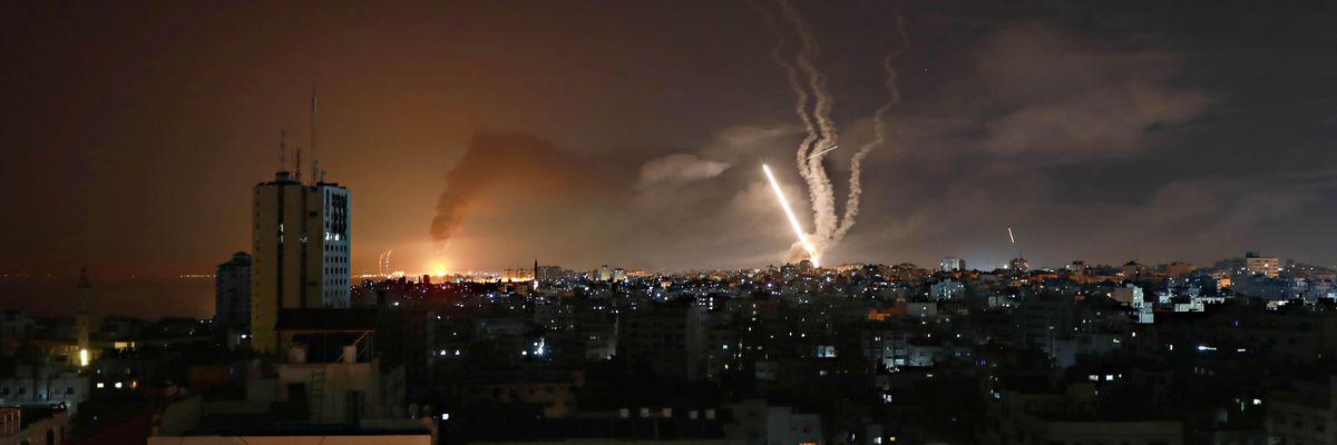 missili israele