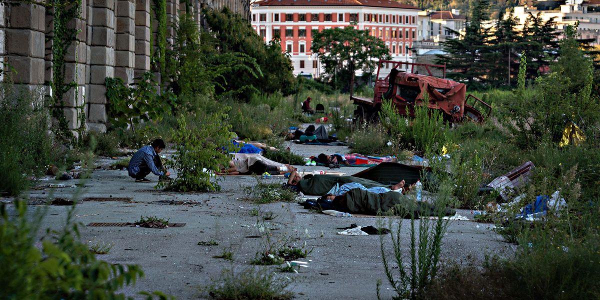 rifugiati rotta balcanica Trieste