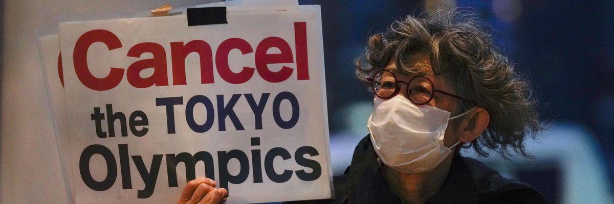 olimpiadi tokyo 2021 giochi proteste covid coronavirus contagi vaccinazioni giappone