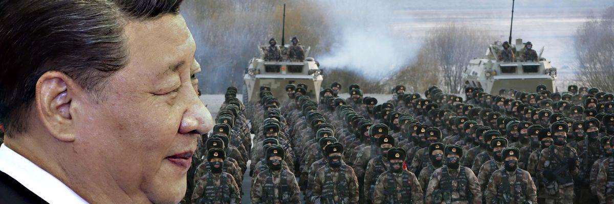 Xi Jinping esercito