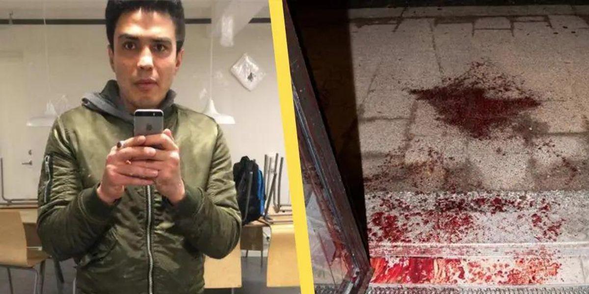attentato terrorismo islamico Svezia