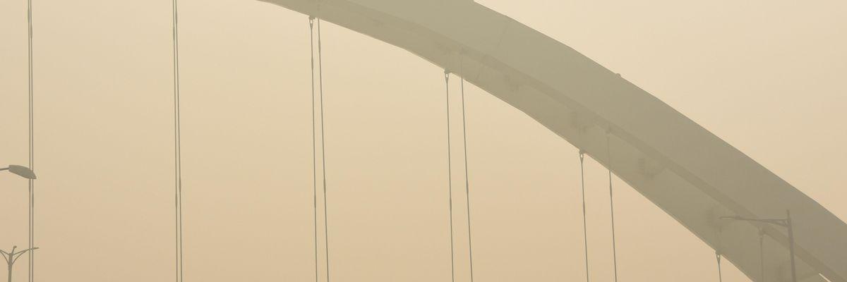smog covid