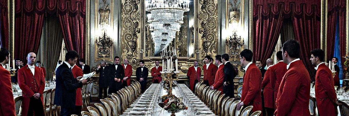 salone delle feste Quirinale