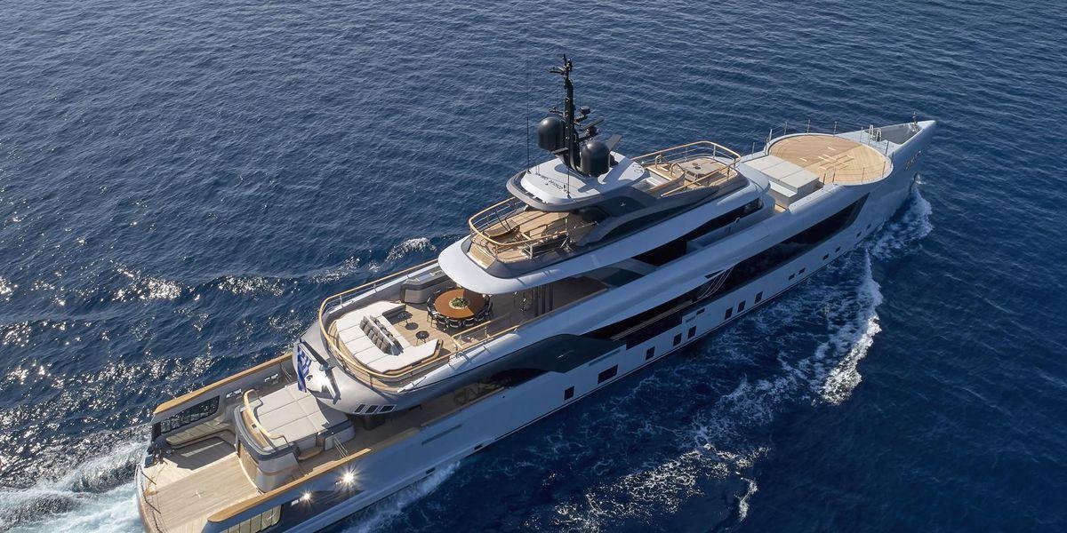 Il Geco Admiral prodotto da The Italian Sea Group