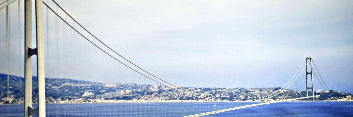 ponte stretto di messina