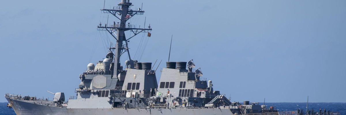 Prove di scontro militare a Taiwan fra Cina e Usa