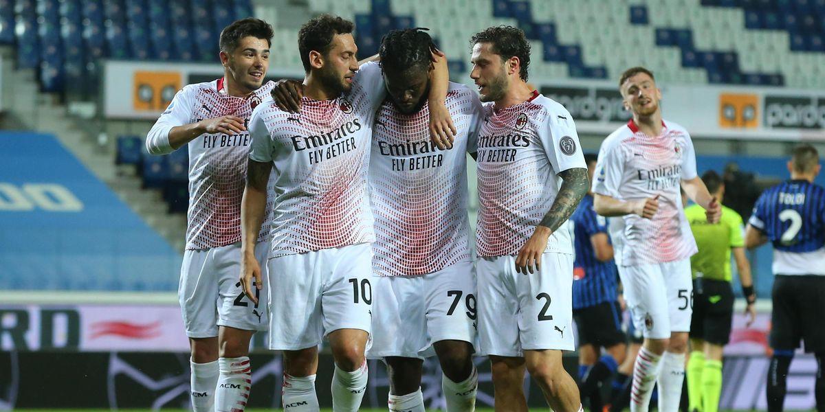 milan qualificato champions league ritorno europa pioli kessie