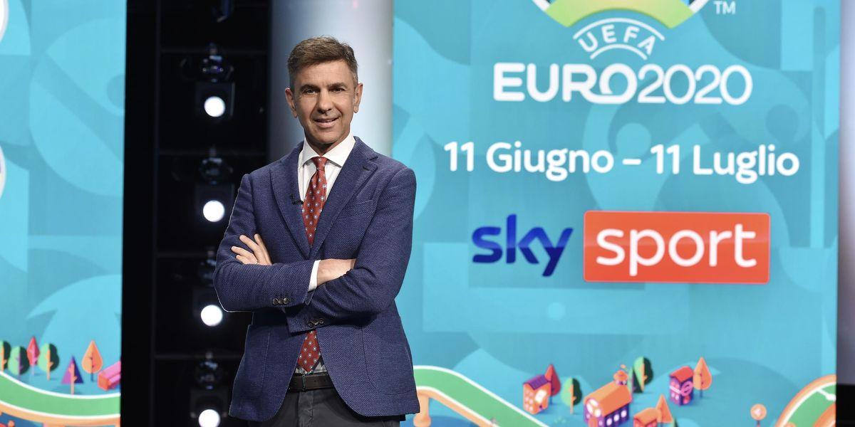 costacurta europeo 2020 italia nazionale pronostico commento sky