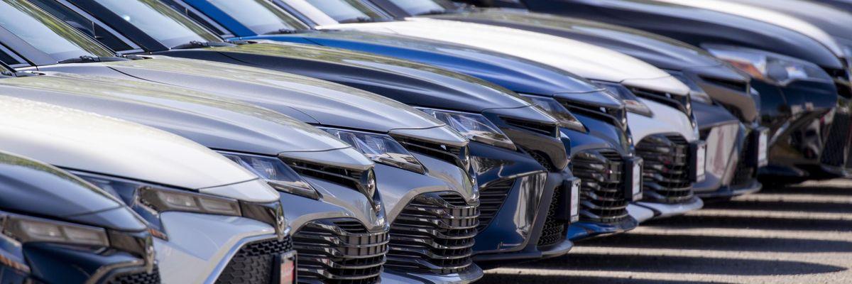 auto nuove mercato