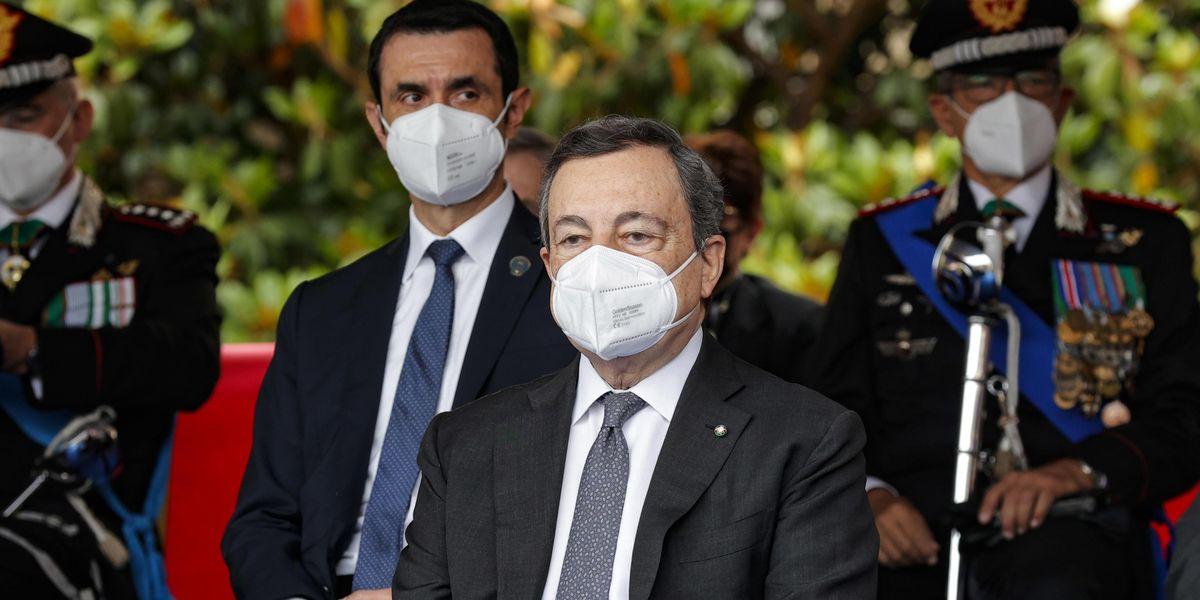 Il G7 ha deciso la tassa unica e fatto capire che Draghi serve al Colle