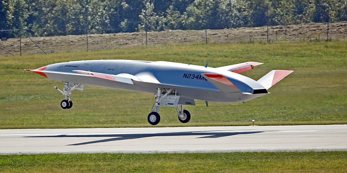 drone boeing