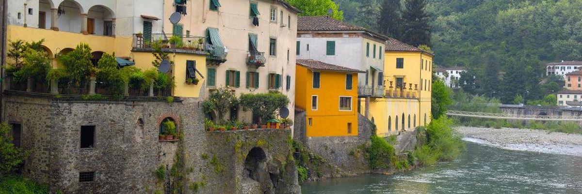 """Rivivere la """"belle epoque"""" ai Bagni di Lucca"""