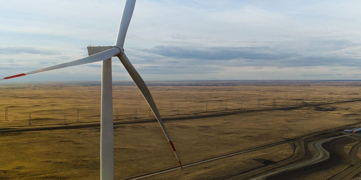 Eni parco eolico Kazakhstan