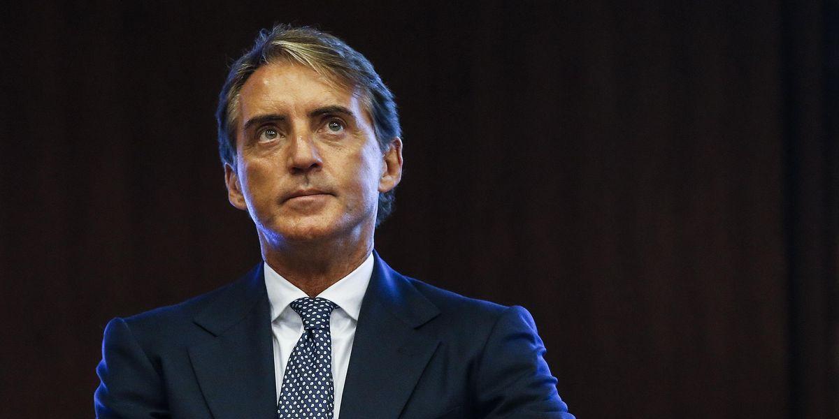 roberto mancini italia nazionale figc euro2020 europeo contratto