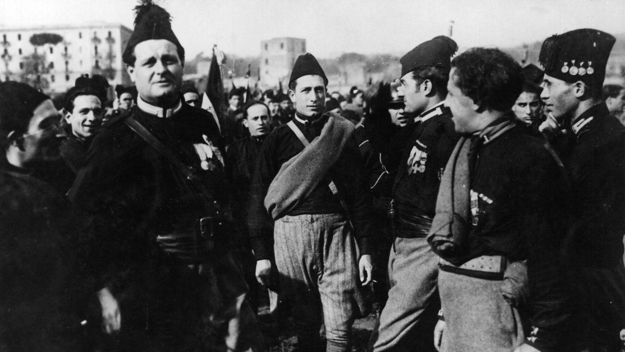 Il fascismo era anche questione di campanili