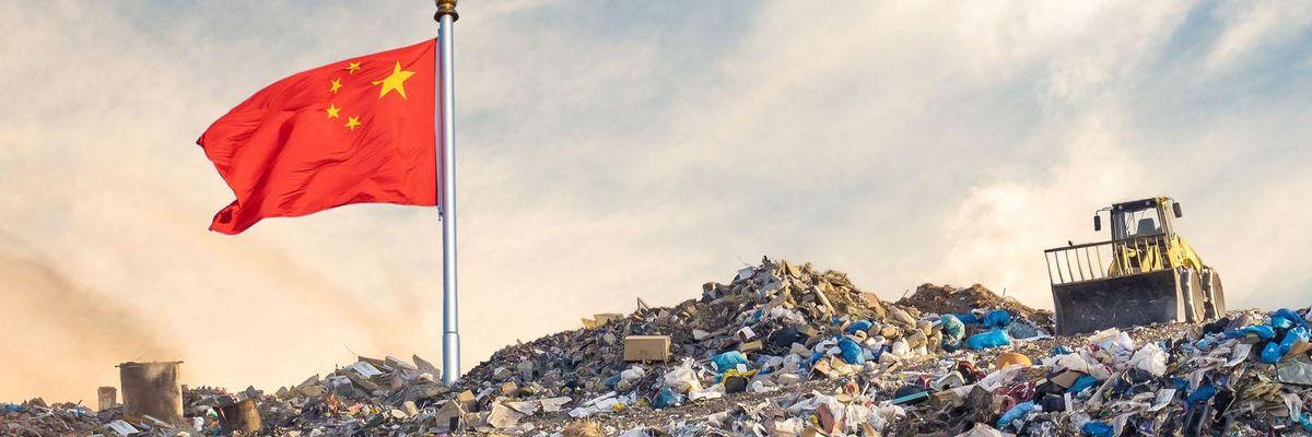 mafia cina rifiuti pericolosi