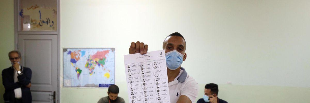 elezioni algeria