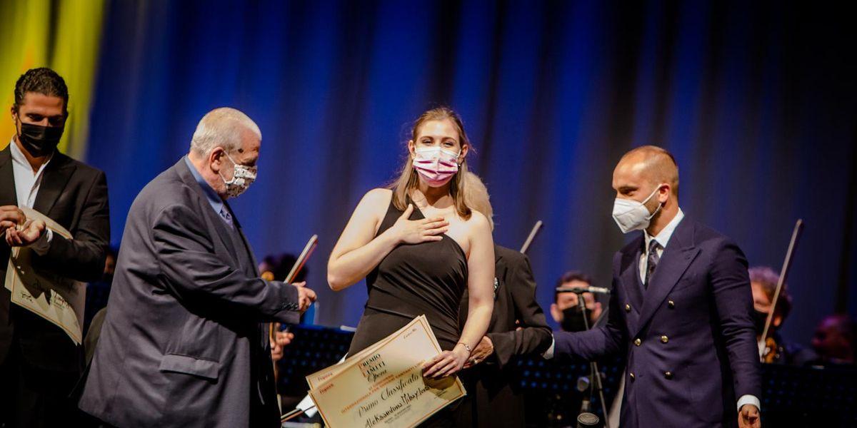 Lirica: Alexandrina Mihailova vince il premio musicale Etta e Paolo Limiti