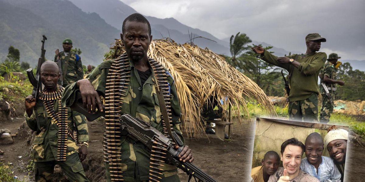 Luca Attanasio diplomatico repubblica democratica del Congo