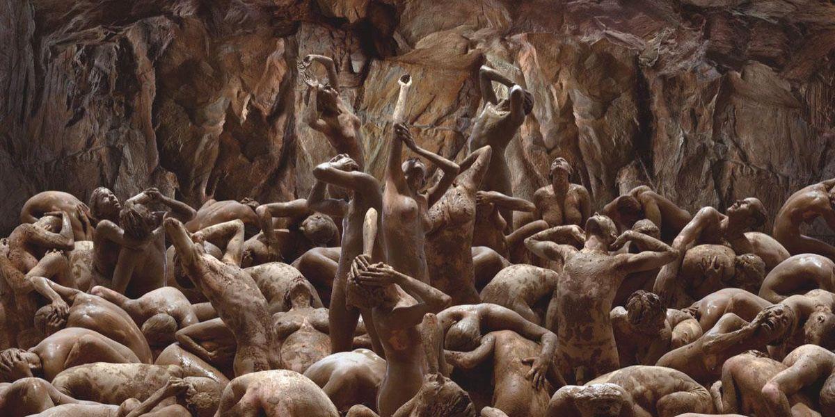 L'immagine Inferno I  di Claudia  Rogge  Galleria Paola Verrengia