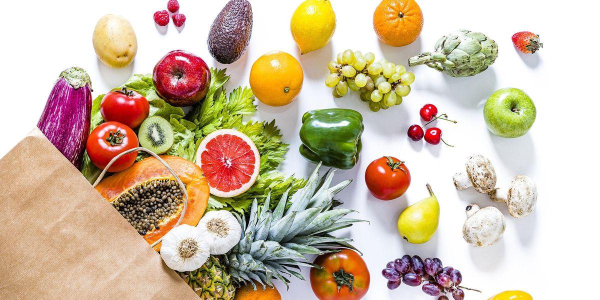 frutta verdura benessere vitamine