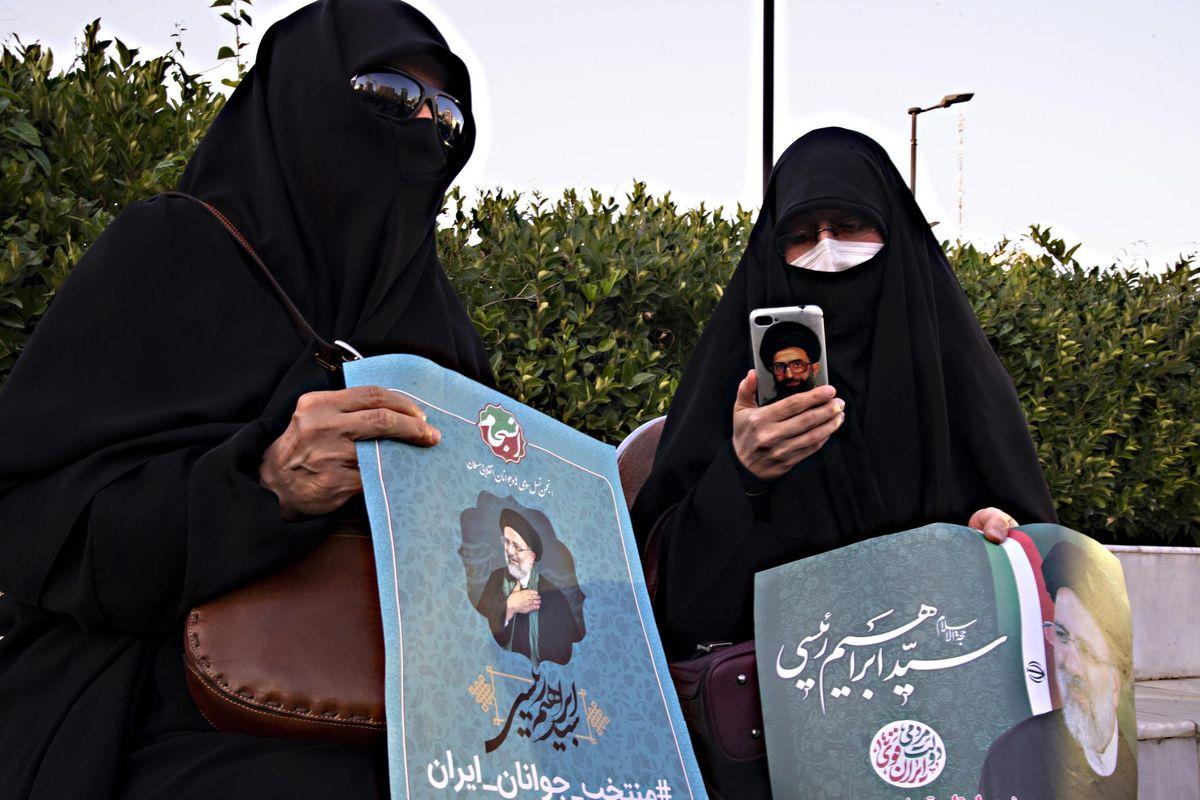 Iran rivoluzione