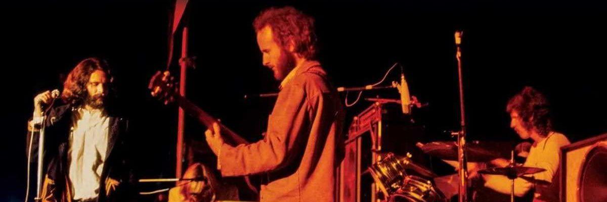 50 anni senza Jim Morrison: il leggendario show all'isola di Wight