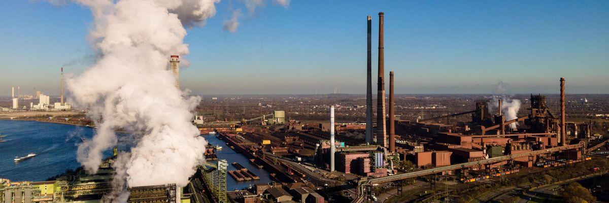 L'Ue privilegia i produttori di acciaio. Draghi cerchi canali diretti con gli Usa