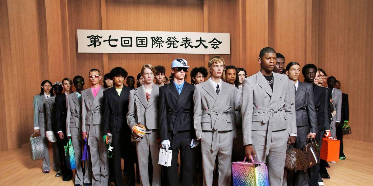 Louis Vuitton, il gioco di stile degli opposti