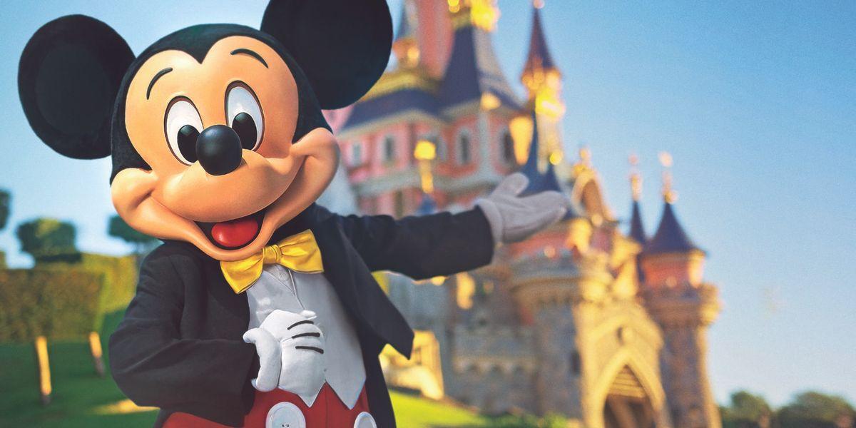 Disneyland Parigi Topolino Mickey Mouse