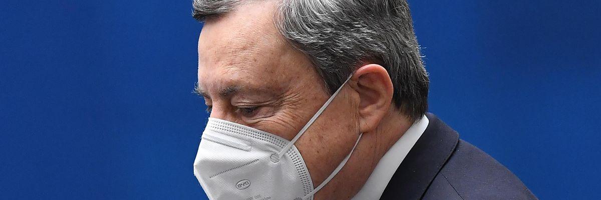 Mr Bce formatta i partiti. In attesa di svelare la sua politica economica