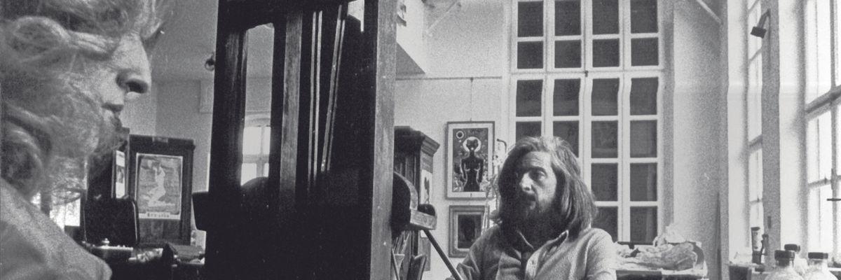Lorenzo Alessandri, il viaggiatore nella fantasia