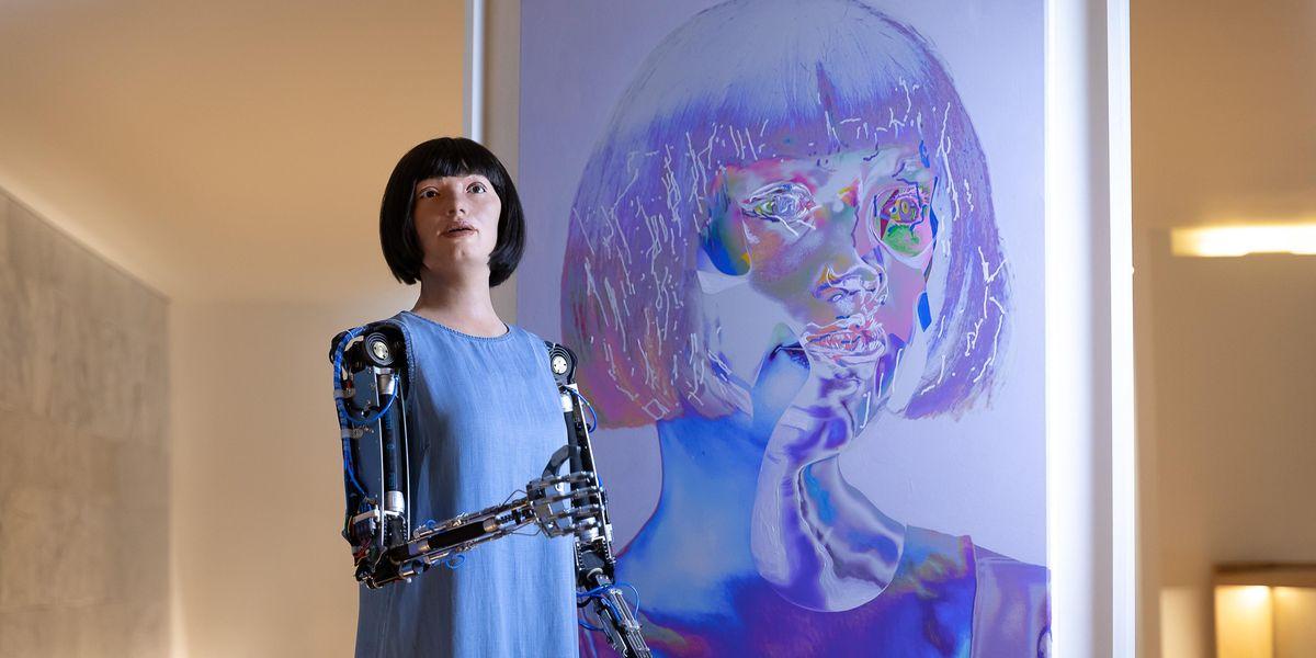 roboto intelligenza artificiale ai-da