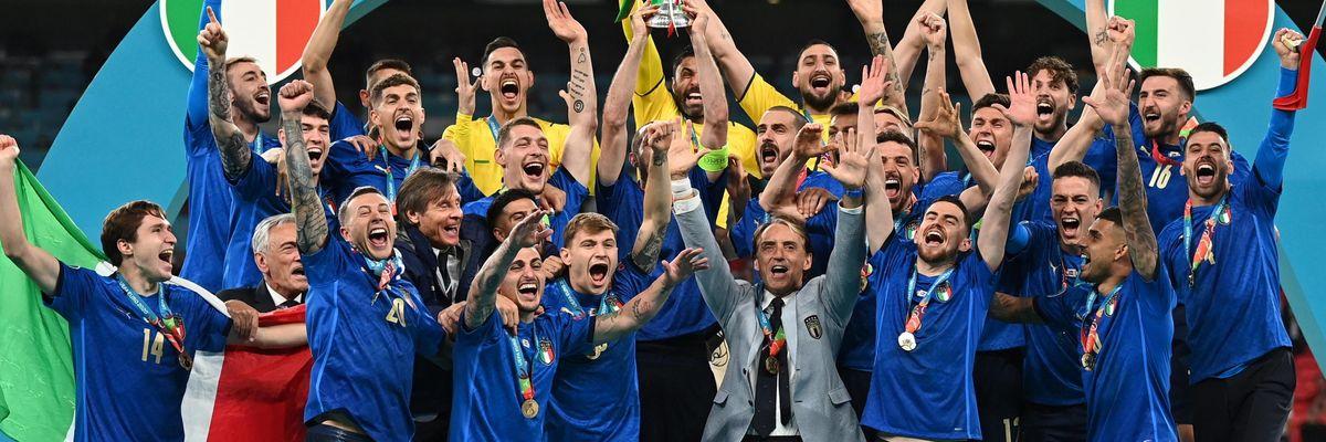 italia campione europa europeo 2020 wembley finale inghilterra