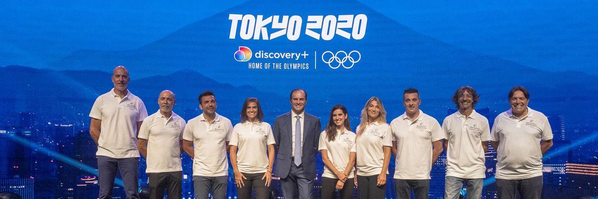 Olimpiadi di Tokyo: su discovery+ oltre 3 mila ore di live e tutte le gare