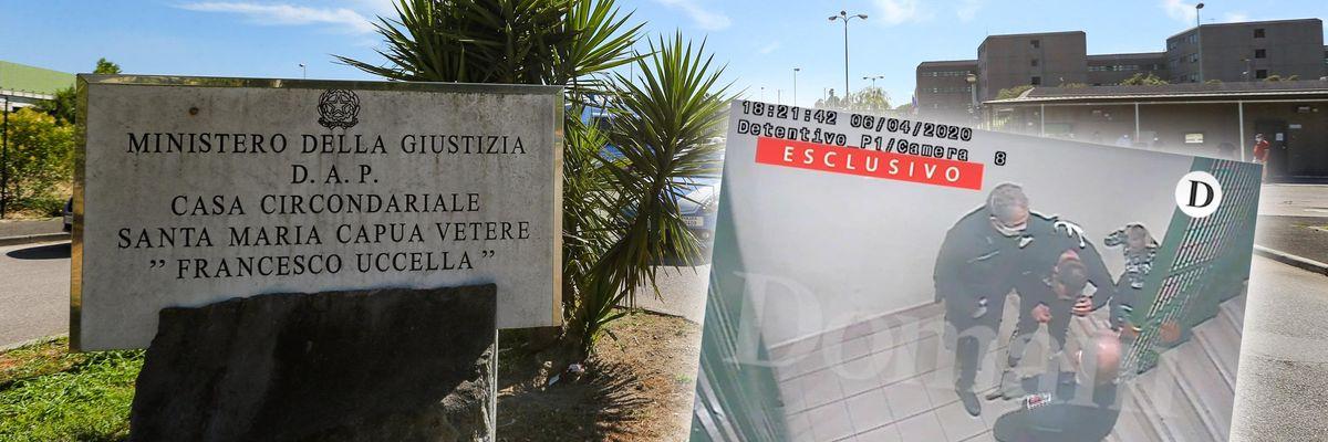 carcere Santa Maria Capua Vetere