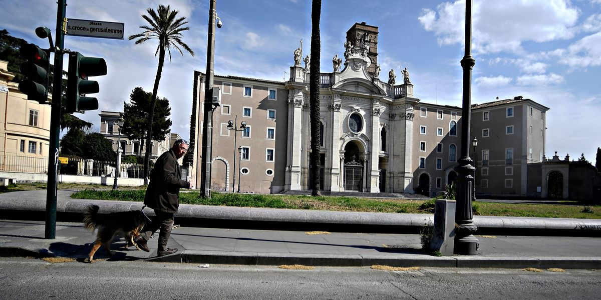 basilica santa croce gerusalemme roma