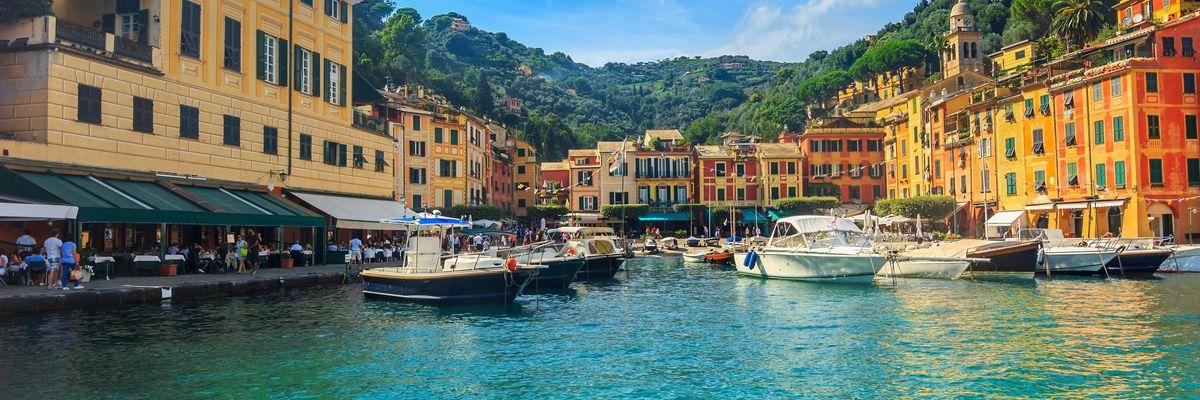 Portofino è diventata gourmet. Finalmente