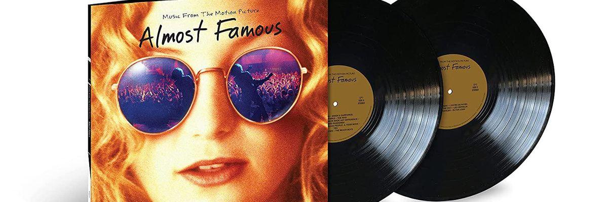 Almost Famous: un cofanetto con 100 brani per celebrare i 20 anni del film