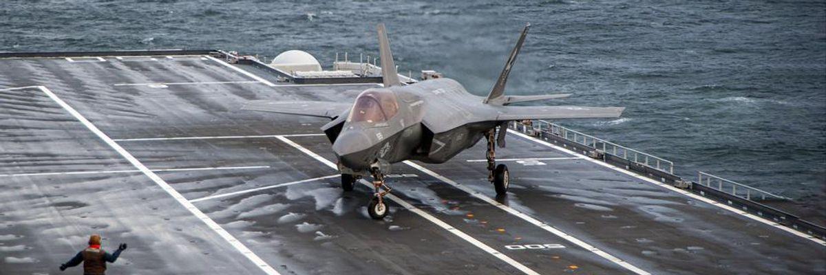 CAccia f-35b