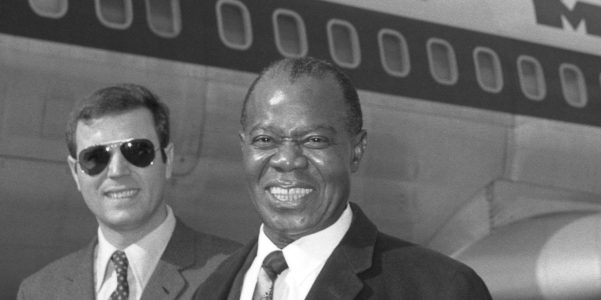 Louis Armsrong 50 anni senza